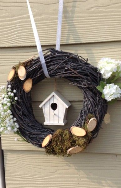 Spring/Summer Wreath.