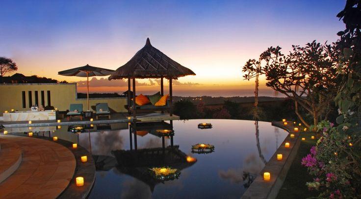 Villa Ocean View Frangipani Private pool Twilight