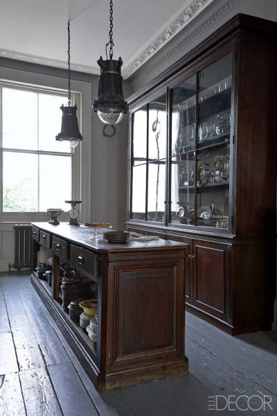 HOUSE TOUR: Inside A Brighton, England Home With The Most Perfect Antique Touches