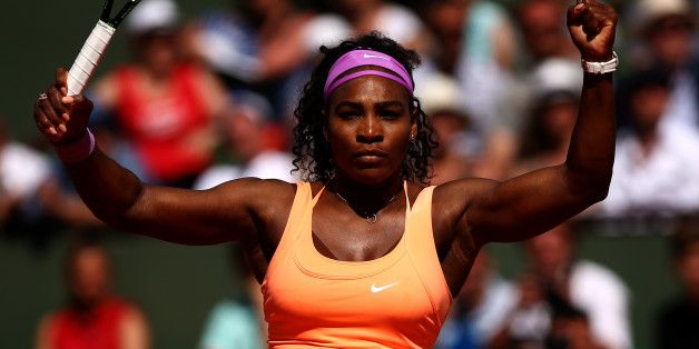 Serena Williams: 'I Had To Come To Terms With Loving Myself'
