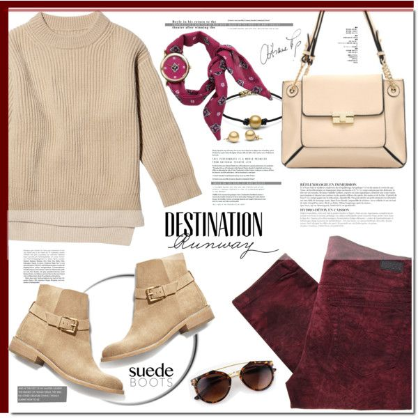 A fashion look from October 2015 featuring Diesel jeans. Browse and shop related looks.