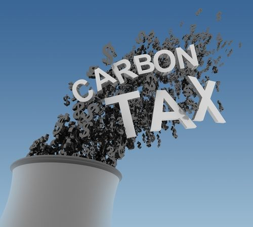 The positive economic impact of a carbon tax in, uh, hang on ... 10 charts