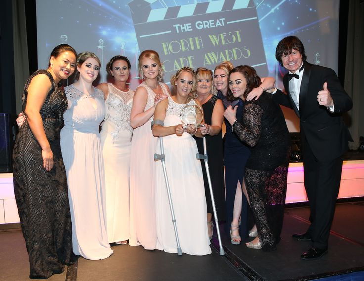 Awards success for Springhill Group - Birch Green Care Home Skelmersdale