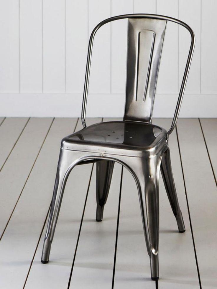 Tolix - Marais A Chair - Stalowe krzesło/tu chciałam wpiąć 1000