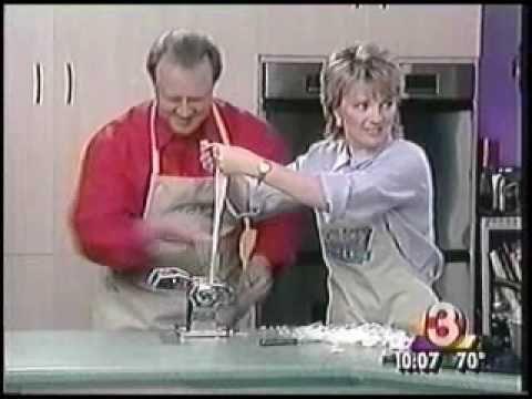Pasta with Linda Hopkins and the kids.wmv - Raima Sen Videos