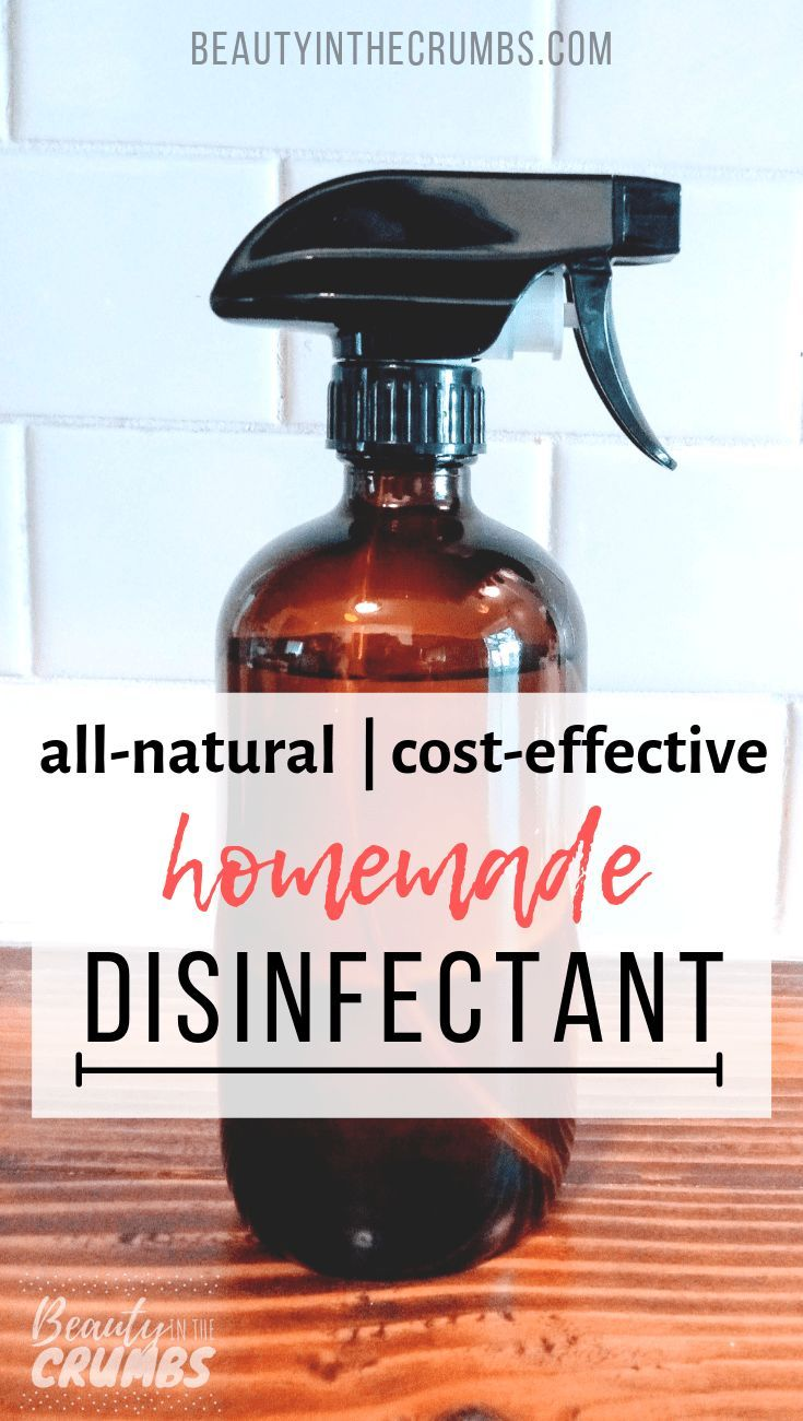 DIY Disinfecting Spray (With images) Essential oils