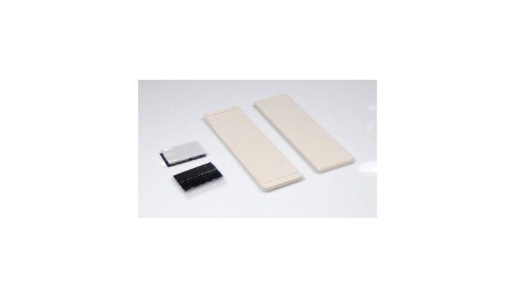 Toto TCU964CV Side Plate (2) with Velcro Tape Bone