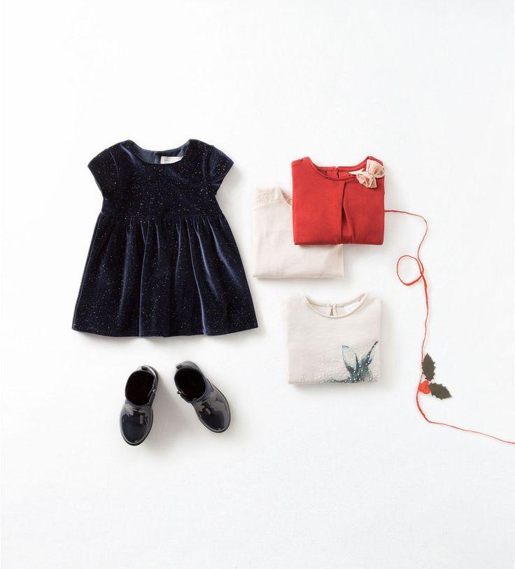 -Shop by Look-Baby meisje (3 maanden - 3 jaar)-KINDEREN | ZARA Nederland