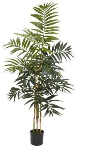 4' Bamboo Palm Silk Tree 4' Bamboo Palm Silk Tree by DSD. $201.00. Brand Name: DSD Mfg#: 1067009. Shipping Weight: 42.00 lbs. This product may be prohibited inbound shipment to your destination.. Picture may wrongfully represent. Please read title and description thoroughly.. Please refer to SKU# ATR25212750 when you inquire.. 4' Bamboo Palm Silk Tree. Four palms at four feet high, this iconic representation of the tropics is a must have for any who dreams of relaxing under a b...