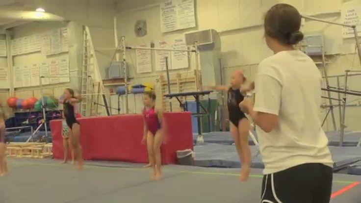 All Access Workouts: TOP Training at Cincinnati Gymnastics