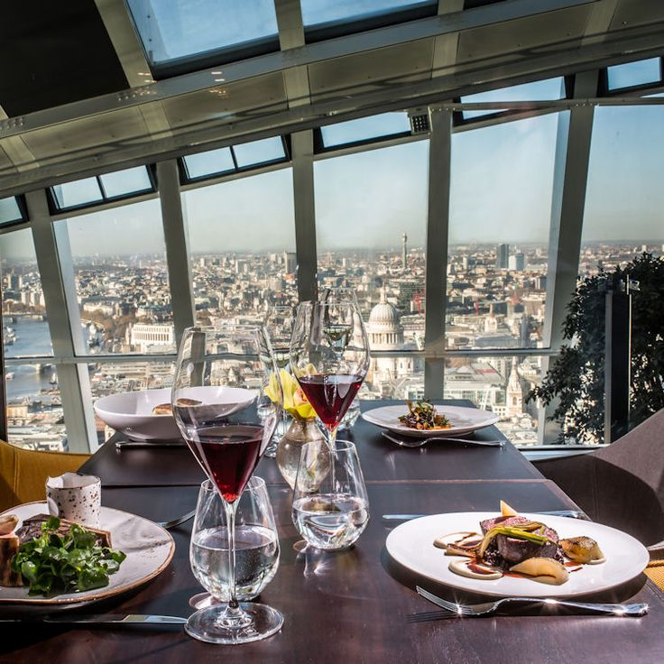 Fenchurch at the Sky Garden | Walkie Talkie building | The Luxury Restaurant Guide