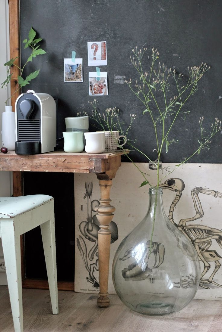 Coin café pour Nespresso Marsipan via Nat et nature