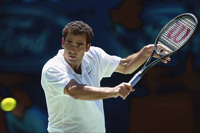my love of pete sampras the american tennis sensation Roger federer had no doubt when admitting that his win over pete sampras in the fourth round of wimbledon in 2001 is the best tennis match he ever played the swiss ace, then at 19-years-old, burst on to the scene to beat arguably the greatest men&#39s singles player of the previous generation in five.