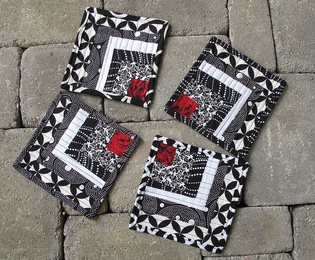 clever potholders!