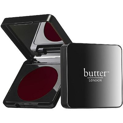 Butter London Brick Lane Cheeky Crème Blush Collection in Ruby Murray