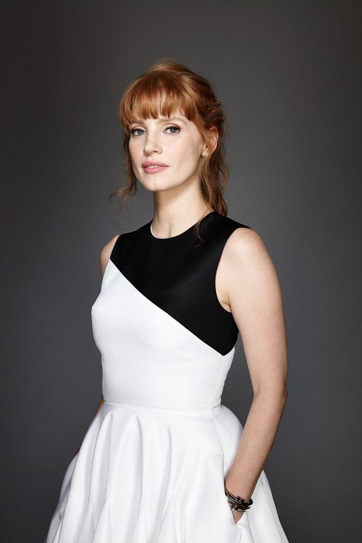 "Academy Award nominee actress Jessica Chastain (""The Help,"" ""Zero Dark Thirty"")"