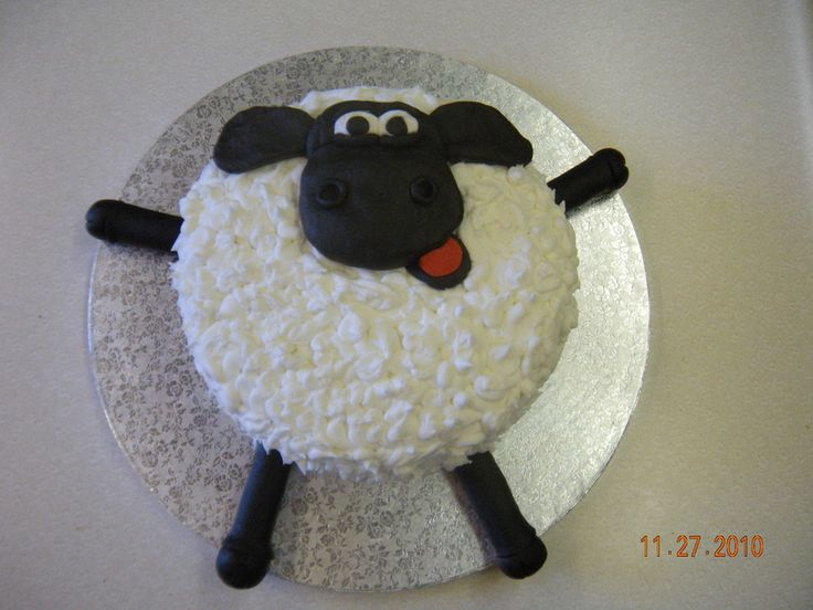 It's Shawn the Sheep!!!!                                                                                                                                                     More