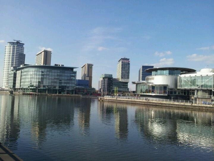 Salford Quays / Media City