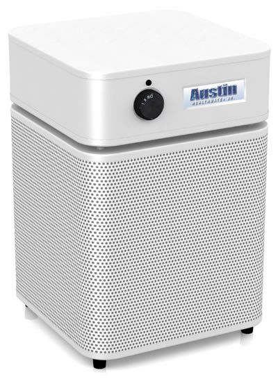 The Allergy Machine Jr™ provides a comprehensive air cleaning solution, removing allergens, asthma irritants, sub-micron particles, chemicals and noxious gases.