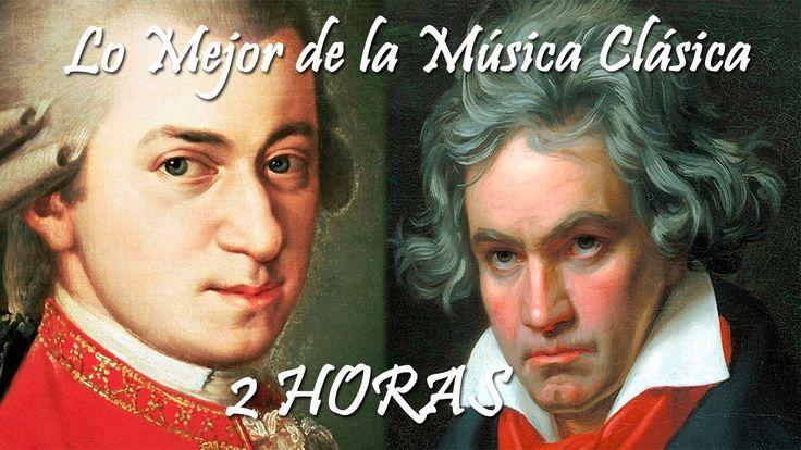 2 HORAS de la Mejor Música Clásica - Mozart, Beethoven, Bach ... - HD Mú...