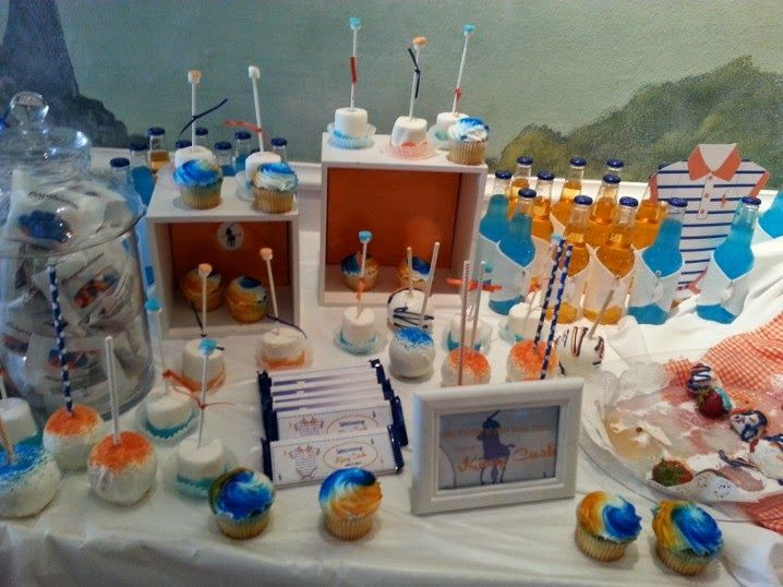 Event Design By Kelly: Polo Theme Baby Shower