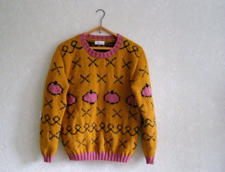 Pin for Later: 34 Perfect Gifts For the Netflix Addict in Your Life A sweater for reminiscing about the good old days with BoJack Horseman. BoJack Hand-Knit Sweater ($140 and up)