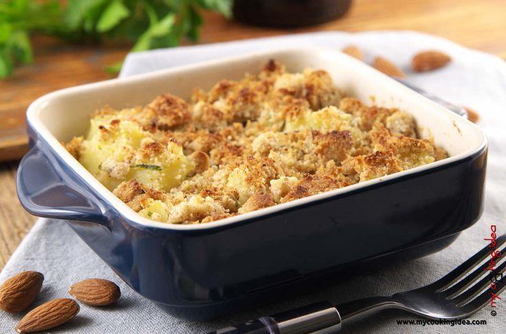 Patate in crosta croccante - My Cooking Idea