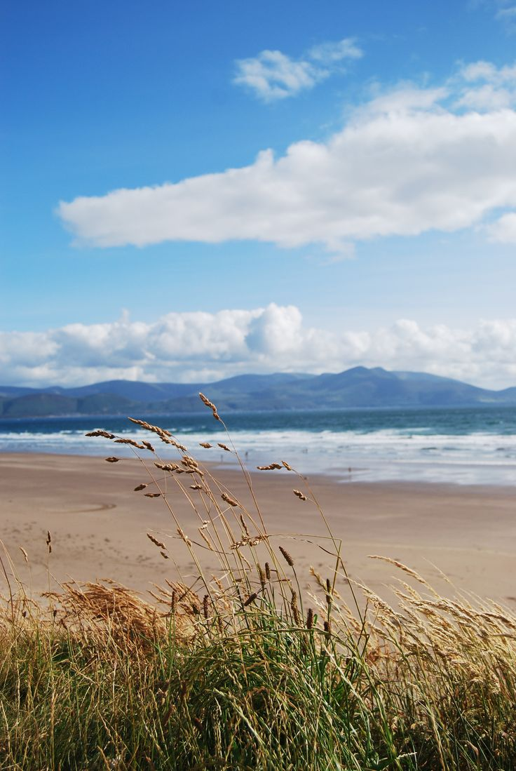 """Inch Beach, Ireland... Where Coldplay shot their music video for """"Yellow"""""""