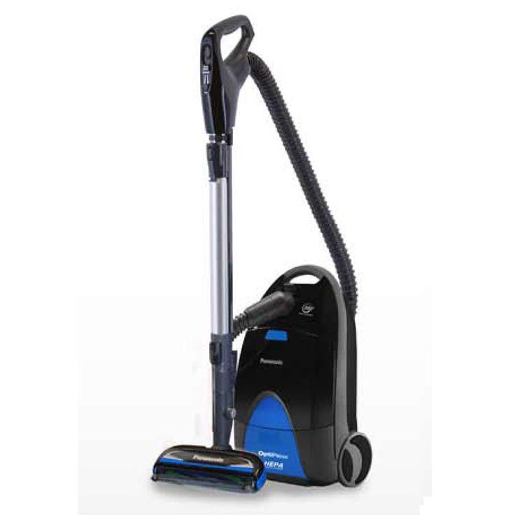 Panasonic Vacuum, Canister Plushpro Bagged W/ Powernozzle, MC-CG957