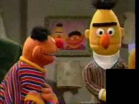 "Opposites from Sesame Street - Ernie and Bert sing ""Loud and Soft""- would work great for K-1.  Also has ""long"" and ""short"" and they sing high and low and on different vowels. recommended by Charlotte's Clips at http://pinterest.com/kindkids/loving-language-arts-charlotte-s-clips/"