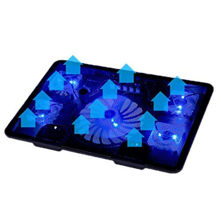 Naju Genuine 5 Fan 2 USB Laptop Cooler Cooling Pad Base LED Notebook Cooler Computer USB Fan Stand For Laptop PC 10''-17''     Tag a friend who would love this!     FREE Shipping Worldwide     Get it here ---> https://www.greatdealbazar.com/product/naju-genuine-5-fan-2-usb-laptop-cooler-cooling-pad-base-led-notebook-cooler-computer-usb-fan-stand-for-laptop-pc-10-17/