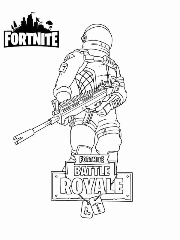 28 Fortnite Llama Coloring Page In 2020 Coloring Pages Cartoon