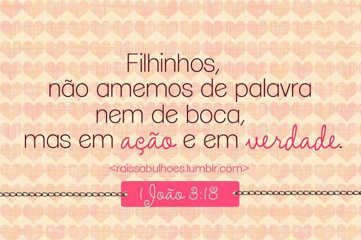 1 João 3:18