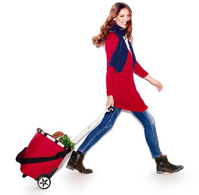 Reisenthel Carrycruiser Shopping Trolley Shopping Bag New Sealed   eBay