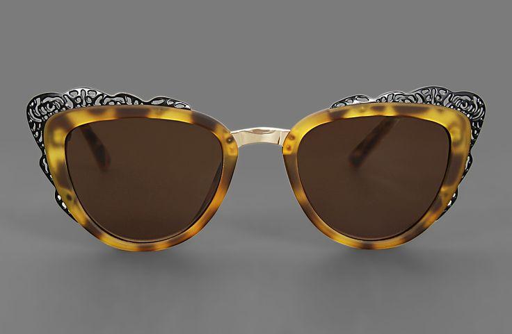 Chantilly Tortoiseshell Sunglasses