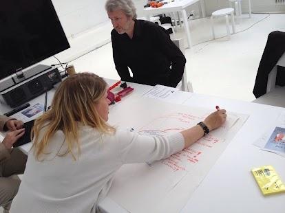 3D Printing workshop in Aalto Digital Design Lab 4.6.2012, experts Risto Linturi and Minna Takala