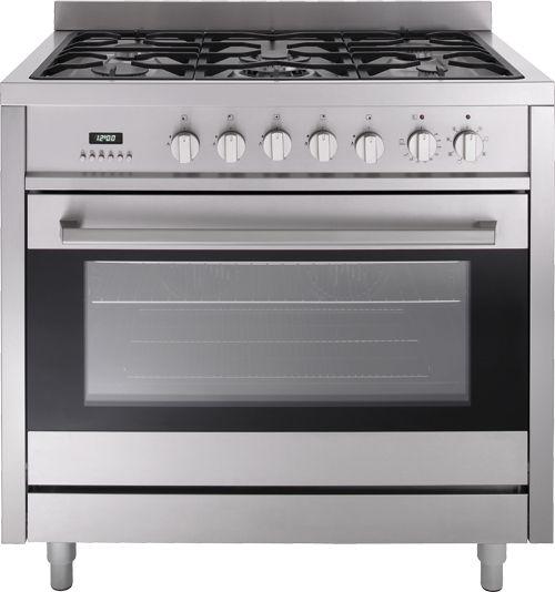 Freestanding cooker 900mm