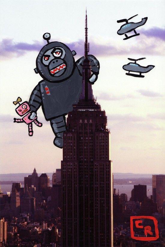 King Boto Kong