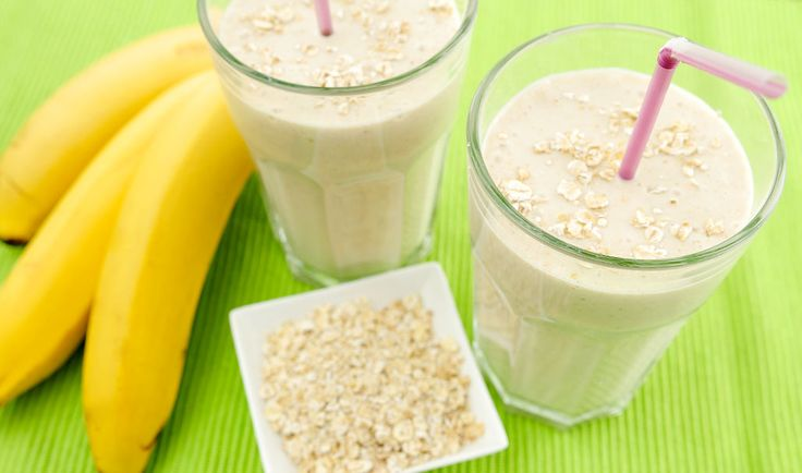 banaan-smoothie-havermout