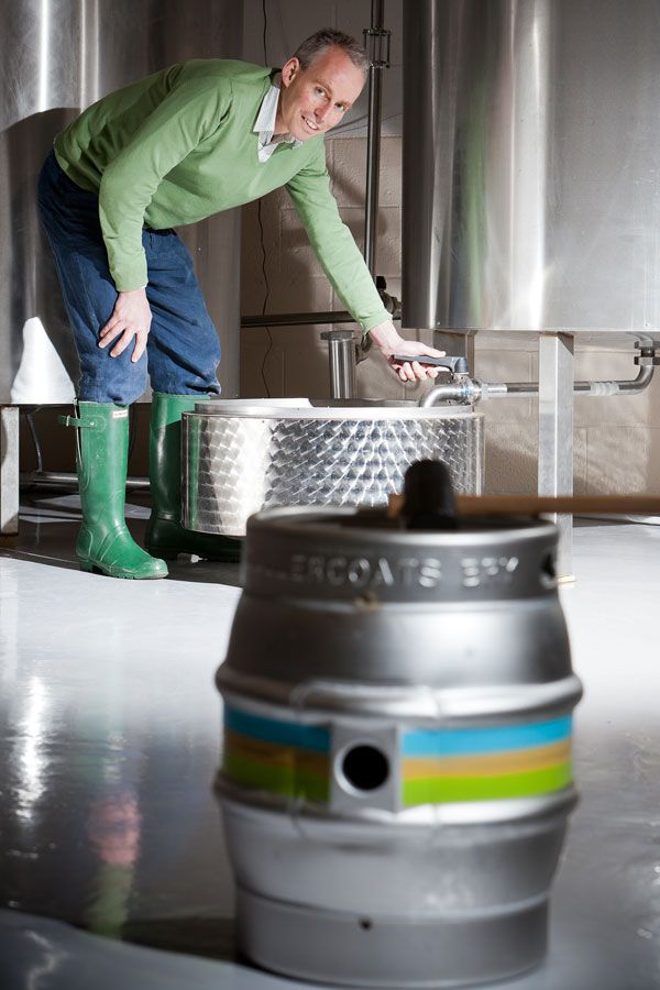 An interview with Cullercoats Brewery. #beer #brewing #craftbeer