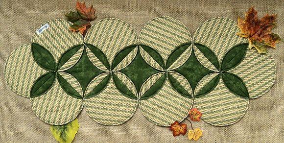 Caminho de mesa - Outono