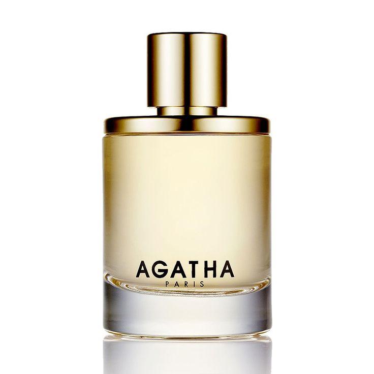 VIA AGATHA - Chic and voluptuous glamour.