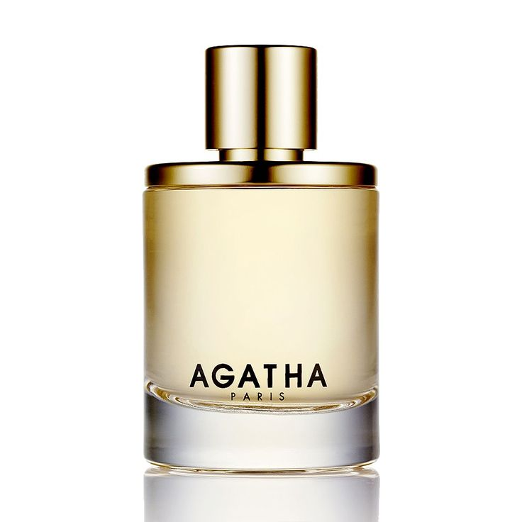 VIA AGATHA - Chic and voluptuous glamour.
