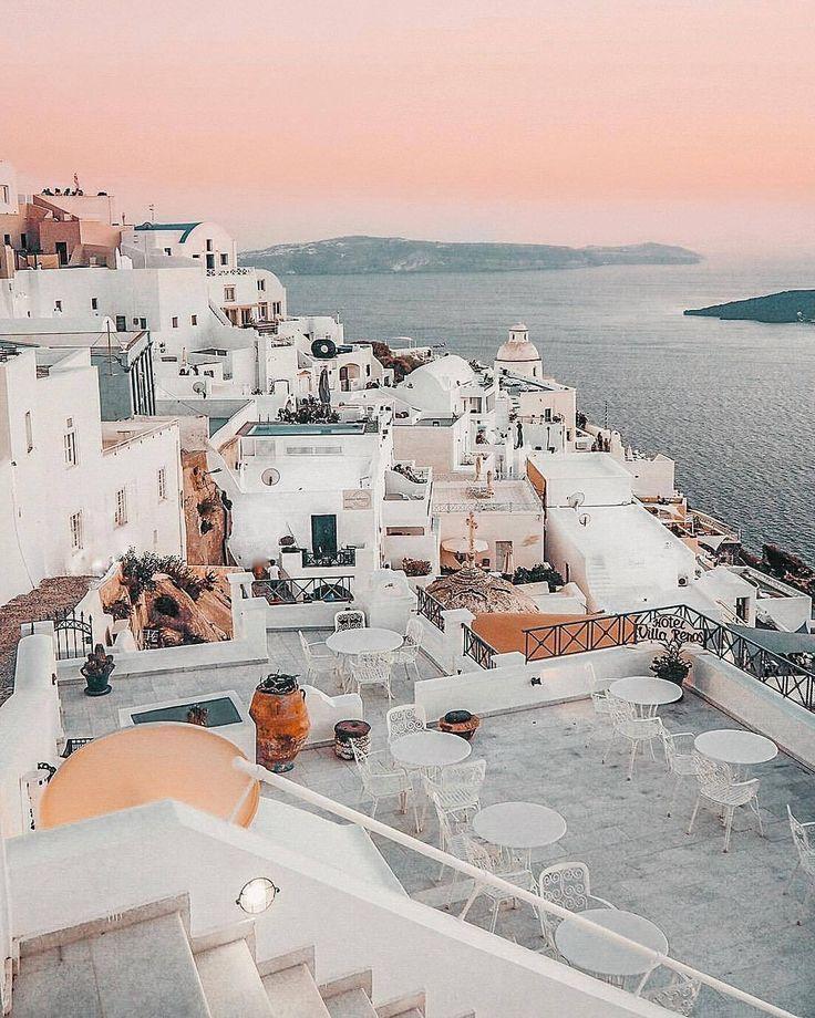 Es war Santoriffic 🇬🇷 #ByeForNow #SeeWantTravel (auf Santorini) – #auf #By…