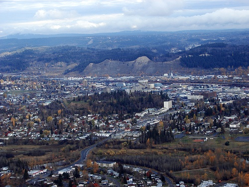 Prince George, British Columbia