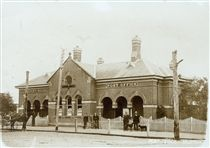 Murtoa Vic.POST OFFICE & COURT HOUSE  * Popularity: Select appeal  * Click for preview and more like this