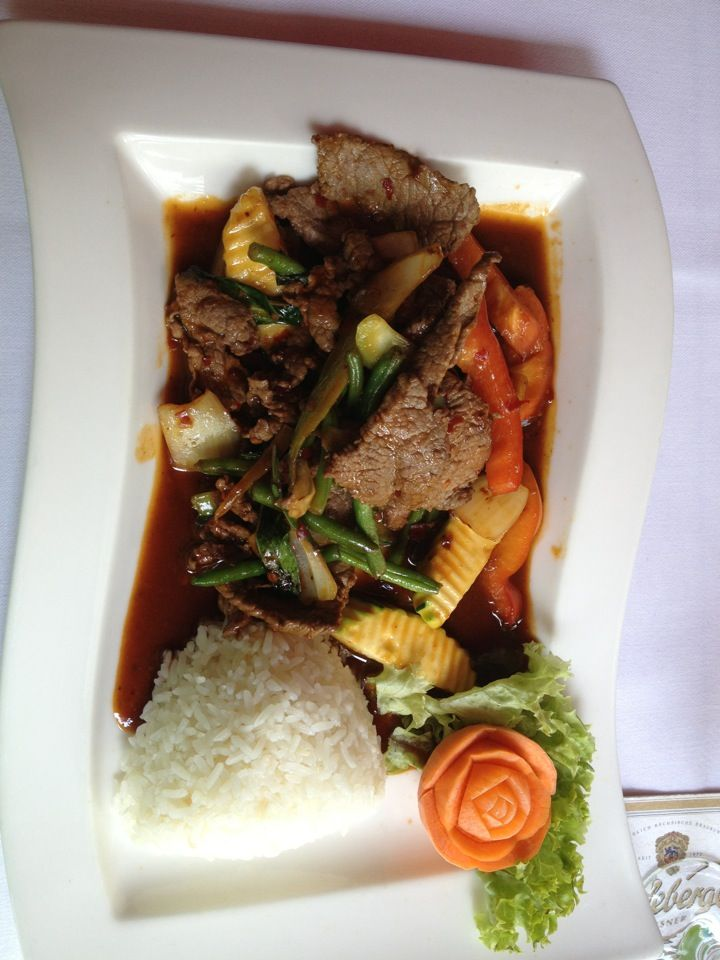 Seriously the BEST asian food in town!!!   Sen in Aachen, Nordrhein-Westfalen