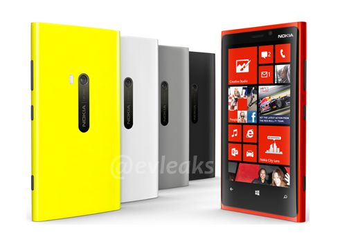 Nokia Lumia 920 Smartphone Released with Windows 8 OS Specs and Features