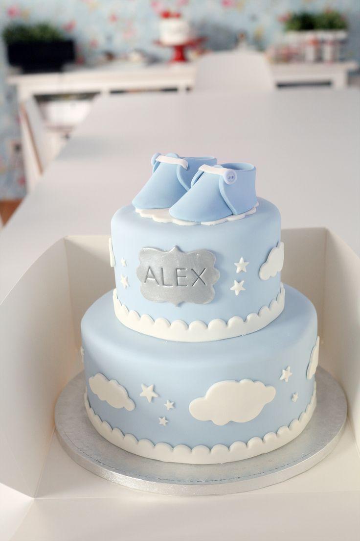 Baby cake /Tarta bautizo