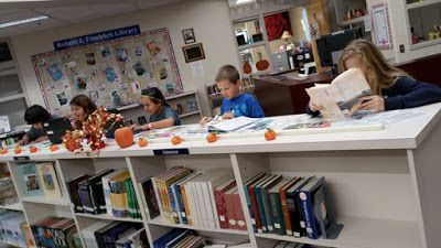 Douglas Middle School library -- #SDSLCornerstone Newsletter: Why Didn't I Think of That?